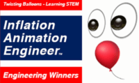 Inflation Animation Engineer With STEM
